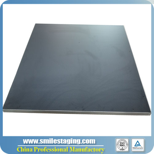 4ft x 4ft Non-slip Surface Stage Panel Modular For Aluminum Stage Systems