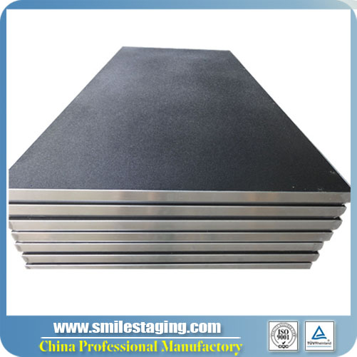 1 x 2m Tuffcoat Surface Stage Panel Modular For Aluminum Stage