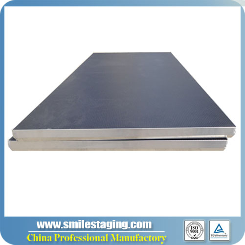 4ft x 8ft Non-slip Stage Panel Modular For Aluminum Stage Systems