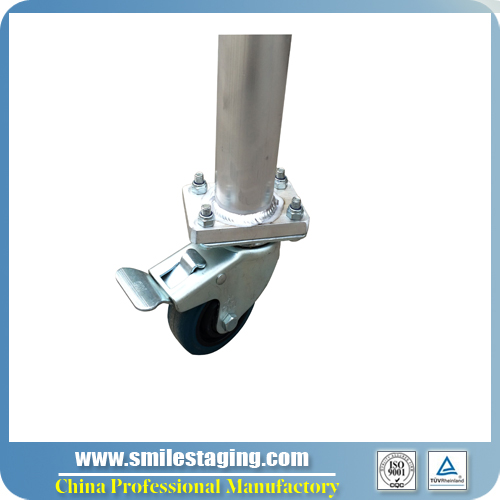 Adjustable Legs Cardan Base