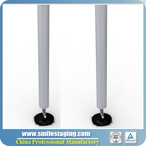 Beyond Stage Standard Legs With Aluminum Cap