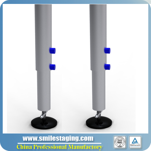 Beyond Stage Adjustable Legs