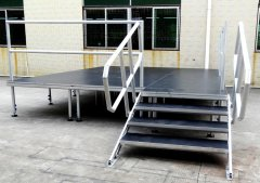 Your Concert Stage Saver with Durable and Anti-Slip Aluminum  Beyond Stage