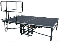 Portable Folding Stage