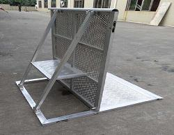 Aluminum Concert Barrier Door Type