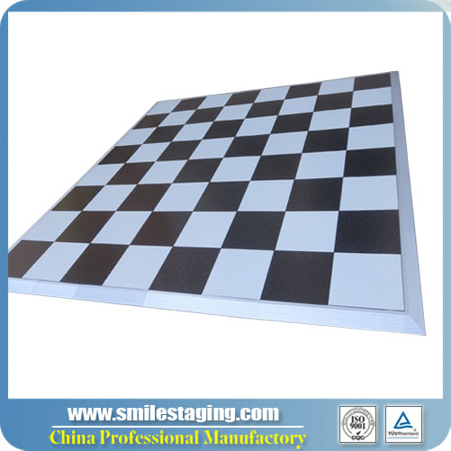 462x462x25mm PVC Dance Floor Waterproof