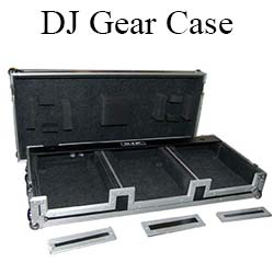 DJ Gear Flight Case