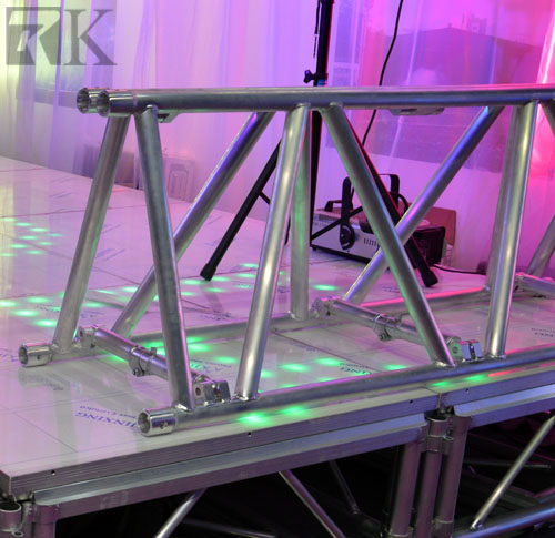 portable stage truss